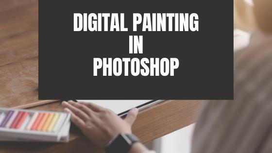 Digital Painting in Photoshop njh