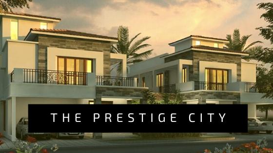 The Prestige City nklv